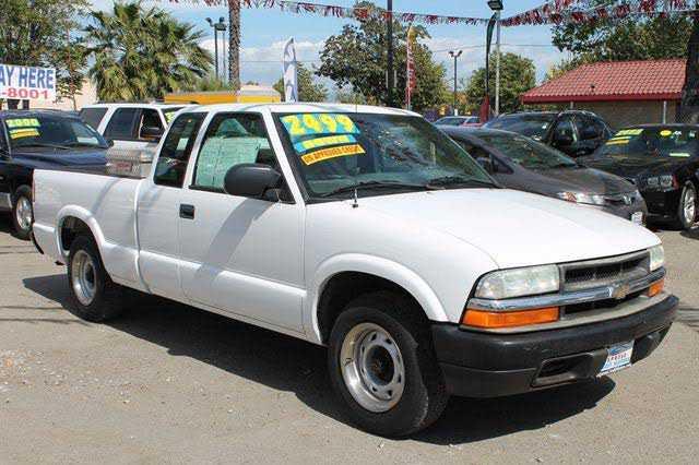 Chevrolet S-10 2003 $7995.00 incacar.com