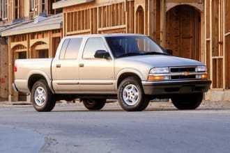 Chevrolet S-10 2004 $4950.00 incacar.com