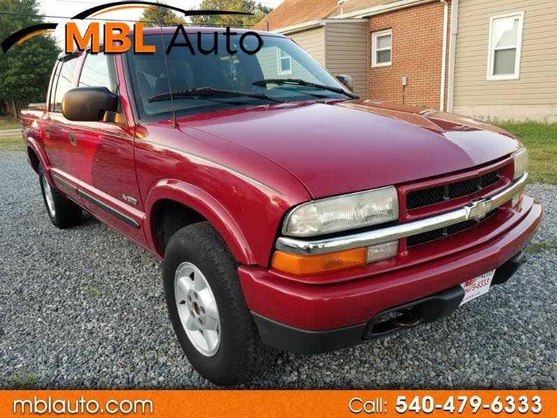 Chevrolet S-10 2004 $4797.00 incacar.com