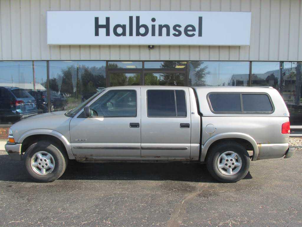 Chevrolet S-10 2004 $2100.00 incacar.com