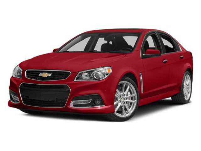 Chevrolet SS 2014 $34995.00 incacar.com