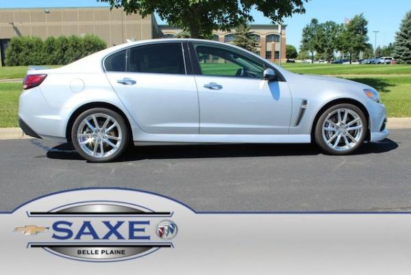 Chevrolet SS 2014 $36899.00 incacar.com