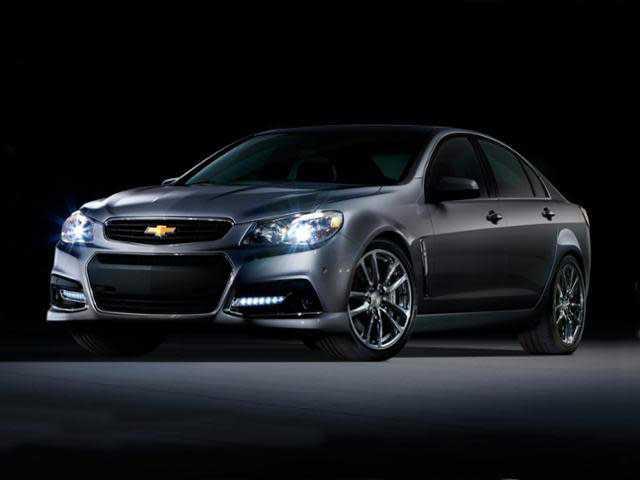 Chevrolet SS 2015 $38000.00 incacar.com