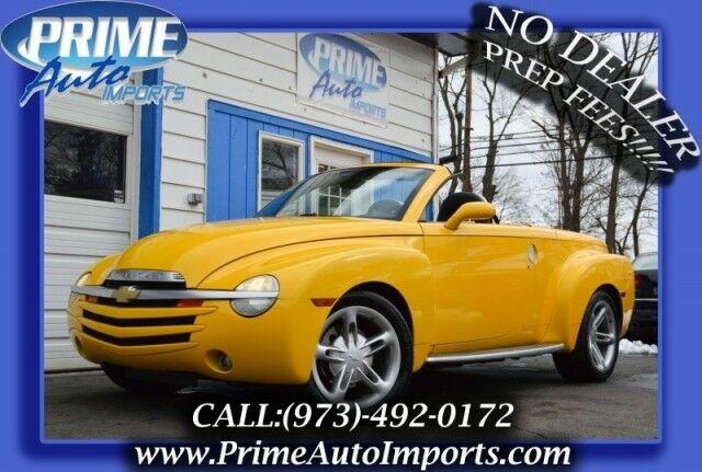 Chevrolet SSR 2003 $19000.00 incacar.com