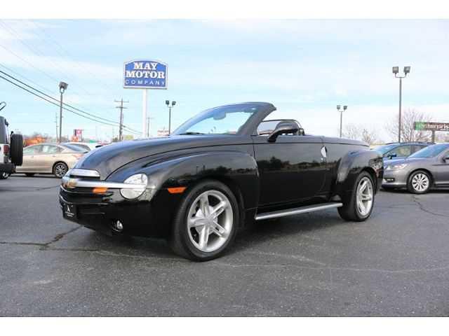 Chevrolet SSR 2003 $22988.00 incacar.com