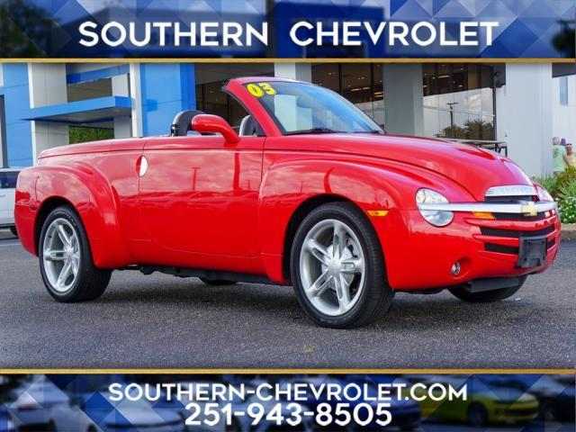 Chevrolet SSR 2003 $20990.00 incacar.com