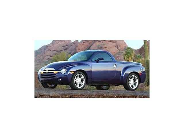 Chevrolet SSR 2003 $24453.00 incacar.com