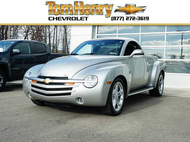 Chevrolet SSR 2004 $29990.00 incacar.com
