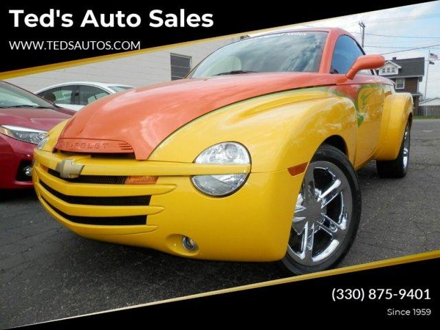 Chevrolet SSR 2004 $34750.00 incacar.com
