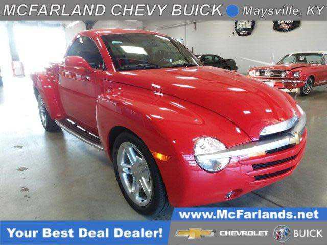 Chevrolet SSR 2004 $35000.00 incacar.com