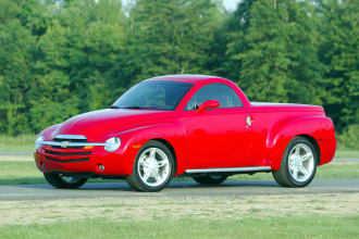Chevrolet SSR 2004 $24000.00 incacar.com