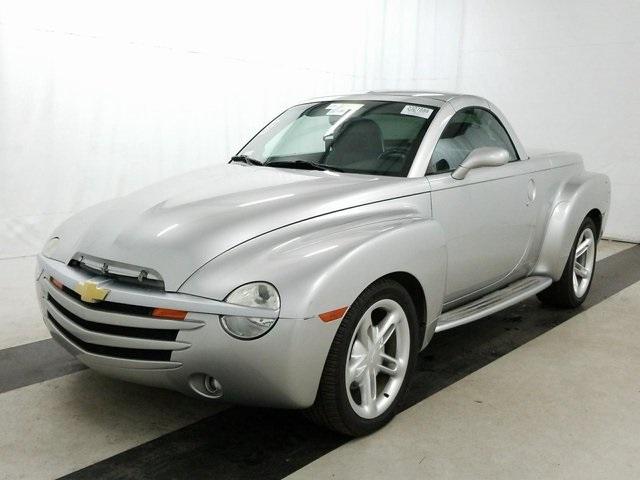 Chevrolet SSR 2004 $23000.00 incacar.com