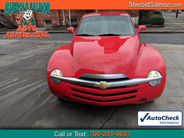 Chevrolet SSR 2004 $23990.00 incacar.com