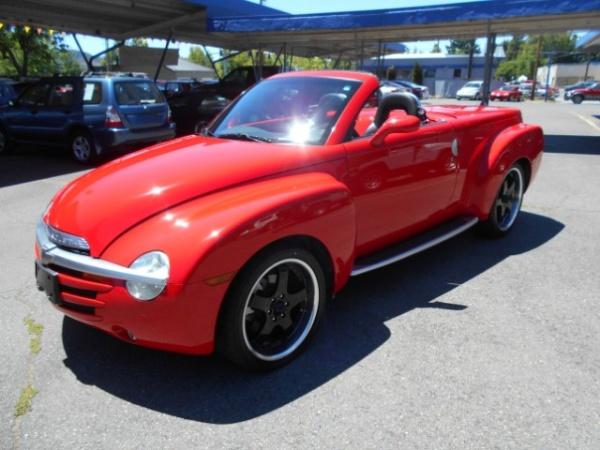 Chevrolet SSR 2004 $24999.00 incacar.com