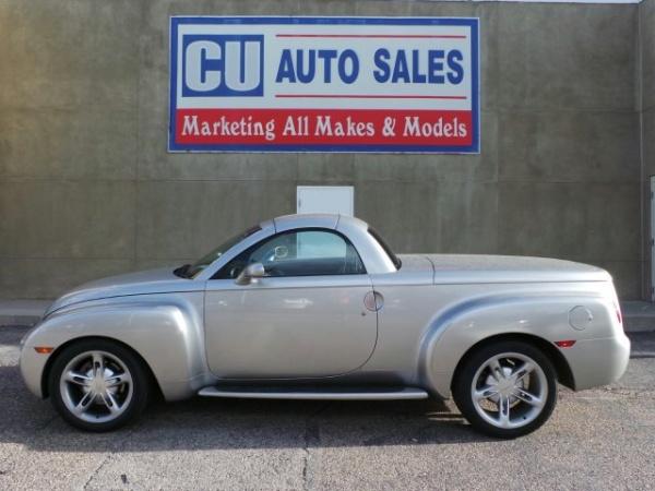 Chevrolet SSR 2004 $22995.00 incacar.com