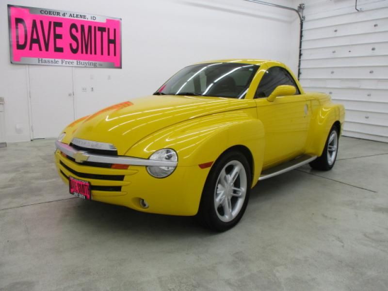 used Chevrolet SSR 2004 vin: 1GCES14P14B109588