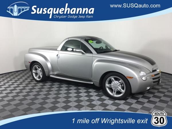 Chevrolet SSR 2004 $23416.00 incacar.com