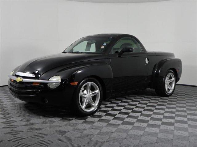 Chevrolet SSR 2004 $20990.00 incacar.com