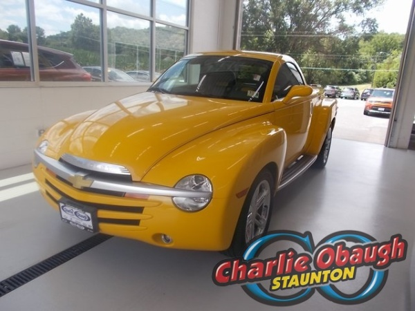 used Chevrolet SSR 2005 vin: 1GCES14H55B117459