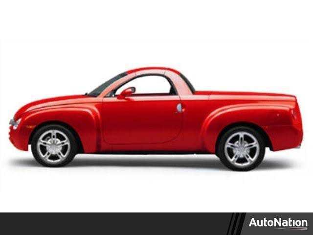 Chevrolet SSR 2005 $18881.00 incacar.com