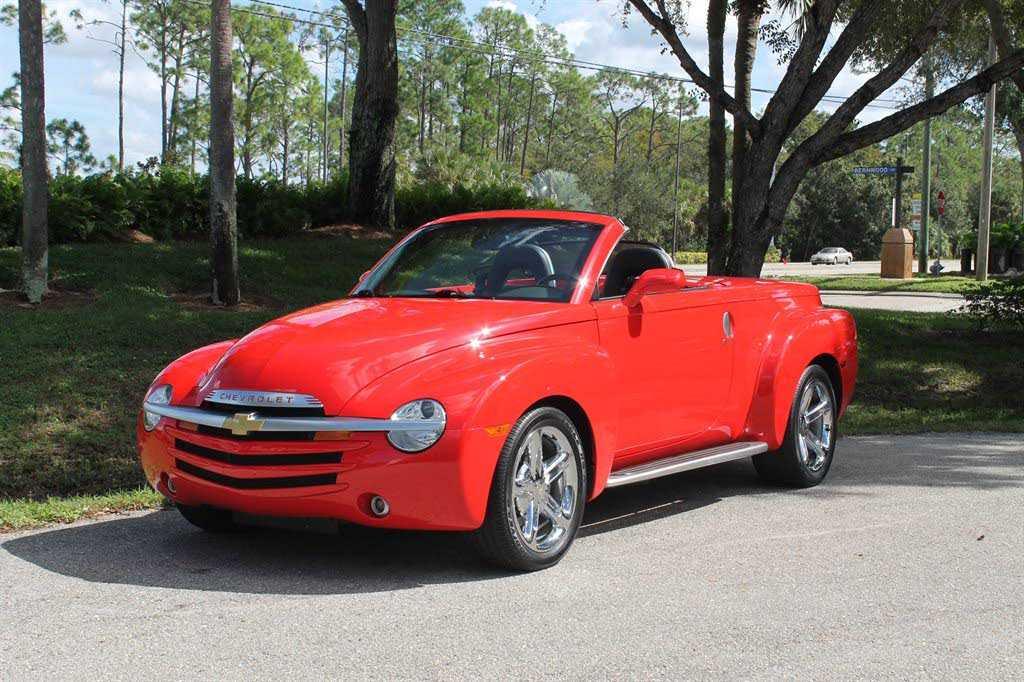 Chevrolet SSR 2005 $36950.00 incacar.com