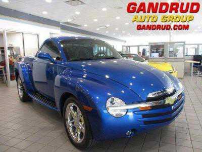 Chevrolet SSR 2006 $44995.00 incacar.com