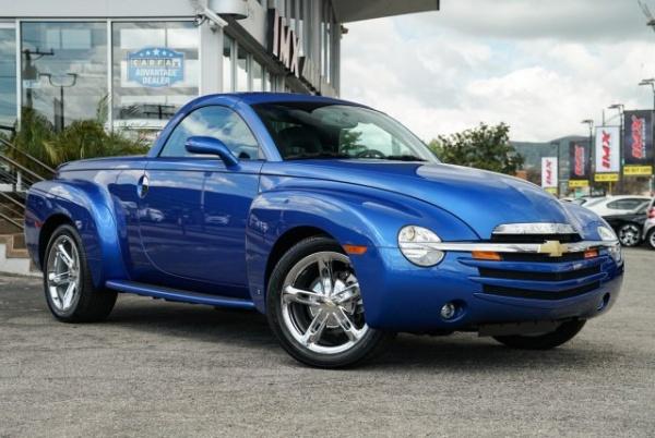 Chevrolet SSR 2006 $34995.00 incacar.com