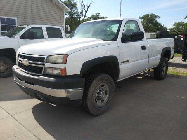 Chevrolet Silverado 2007 $5500.00 incacar.com
