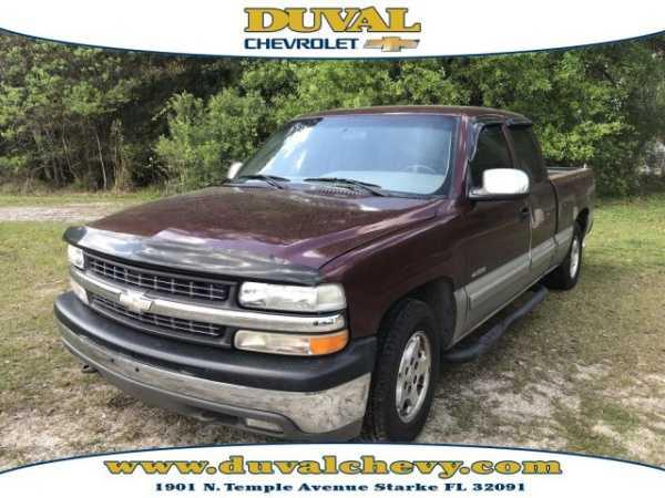 Chevrolet Silverado 1999 $5111.00 incacar.com