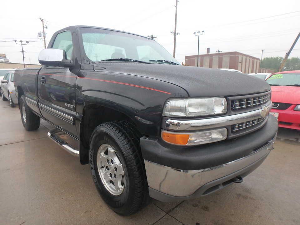 Chevrolet Silverado 1999 $6500.00 incacar.com
