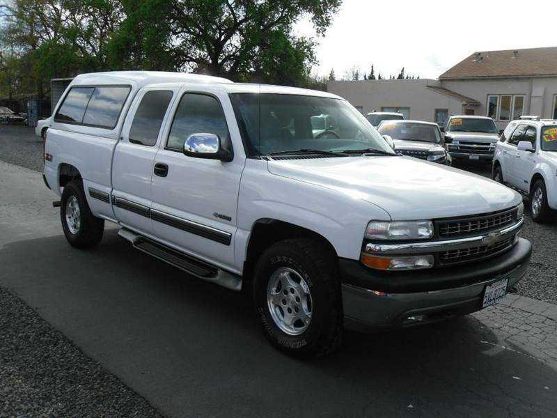 Chevrolet Silverado 1999 $6999.00 incacar.com