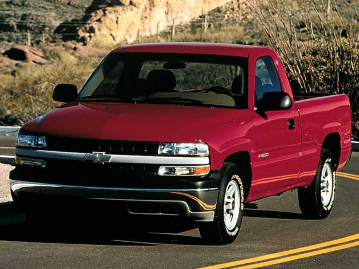 Chevrolet Silverado 1999 $3900.00 incacar.com