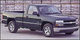 Chevrolet Silverado 2000 $7295.00 incacar.com