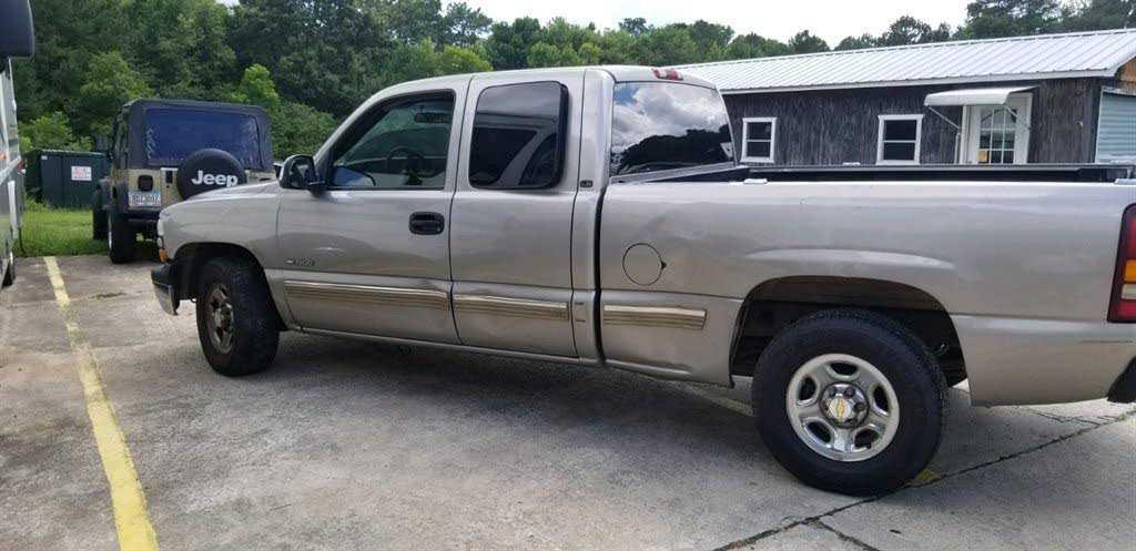 Chevrolet Silverado 2001 $1900.00 incacar.com