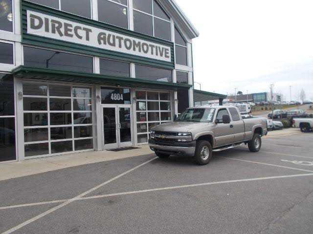 Chevrolet Silverado 2001 $10588.00 incacar.com