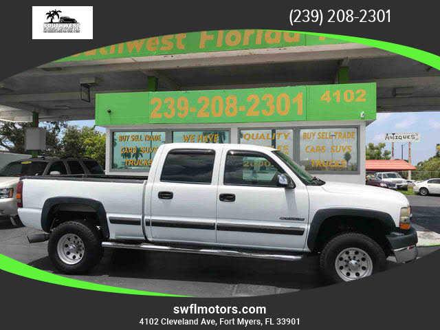 Chevrolet Silverado 2002 $4999.00 incacar.com