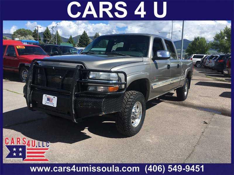 Chevrolet Silverado 2002 $8990.00 incacar.com