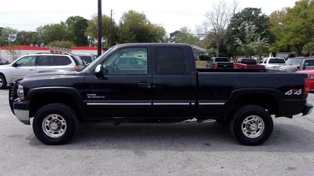 Chevrolet Silverado 2002 $9500.00 incacar.com