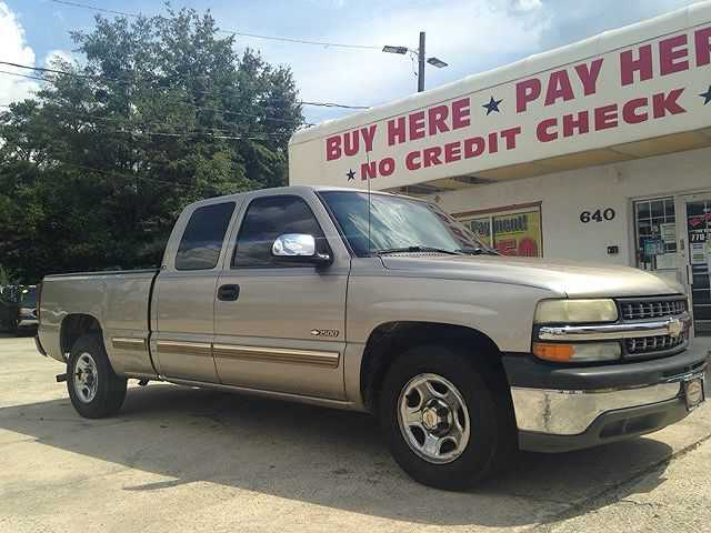 Chevrolet Silverado 2002 $10995.00 incacar.com
