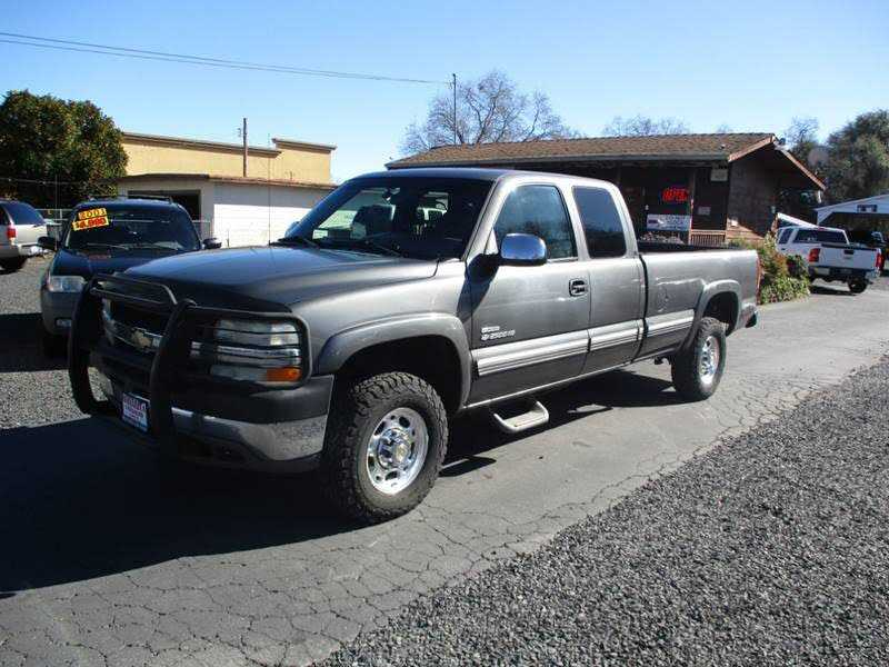 Chevrolet Silverado 2002 $6999.00 incacar.com