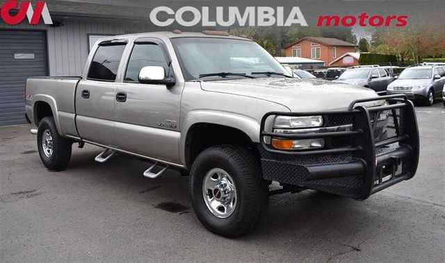 Chevrolet Silverado 2002 $10991.00 incacar.com
