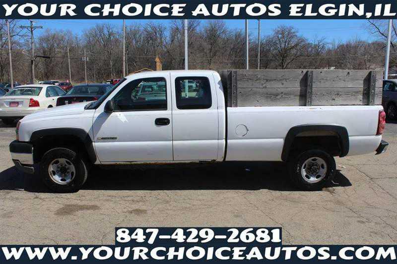 Chevrolet Silverado 2003 $4499.00 incacar.com