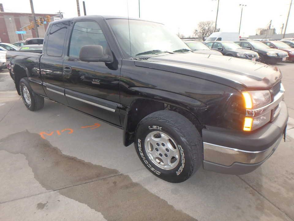 Chevrolet Silverado 2003 $2995.00 incacar.com