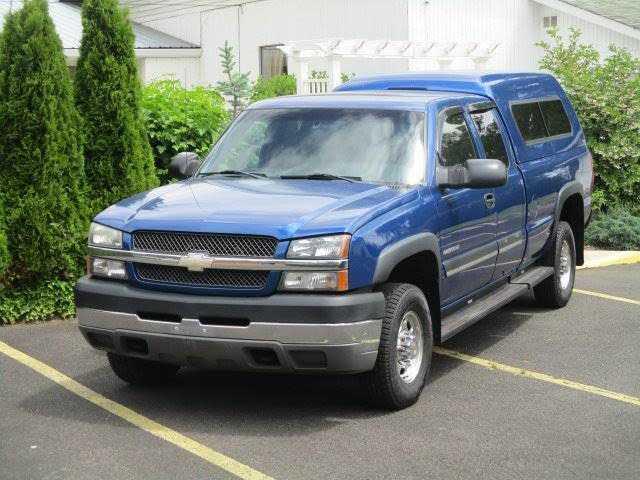 used Chevrolet Silverado 2003 vin: 1GCHK29U83E363782