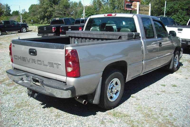 Chevrolet Silverado 2003 $4995.00 incacar.com