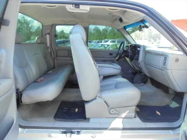 used Chevrolet Silverado 2004 vin: 1GCHK29254E355445