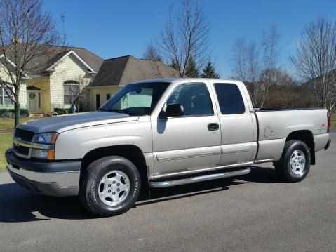 Chevrolet Silverado 2004 $7495.00 incacar.com