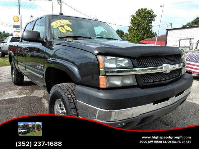 Chevrolet Silverado 2004 $13900.00 incacar.com