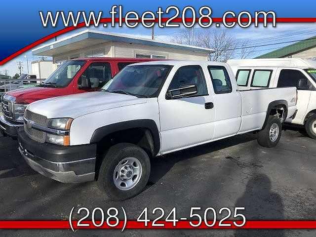 Chevrolet Silverado 2004 $5995.00 incacar.com
