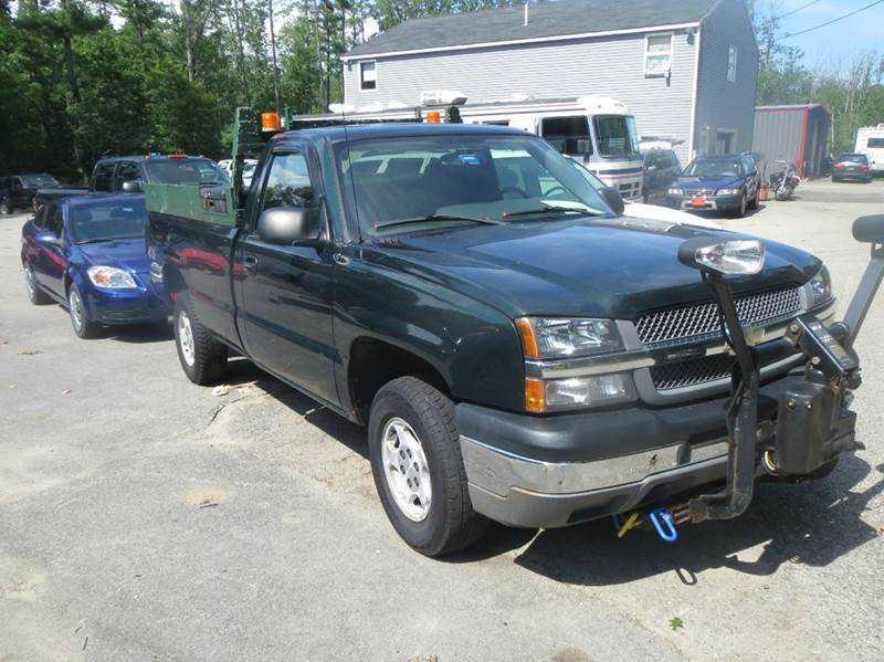 Chevrolet Silverado 2004 $5500.00 incacar.com